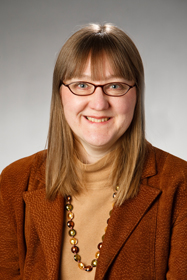 Headshot of Dr. Camille George